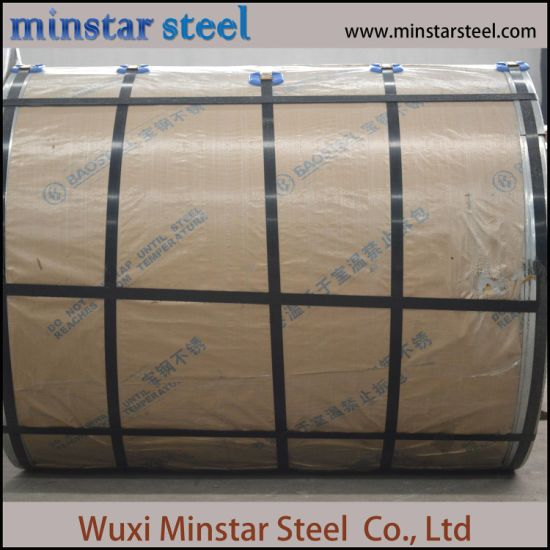 Cold Rolled 316 316L Stainless Steel Coil 1mm 2mm 3mm Tebal