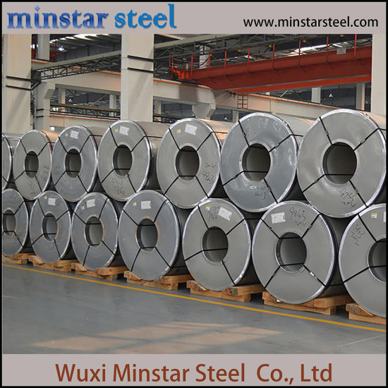 Cold Rolled SS304 Stainless Steel Coil Dari Cina