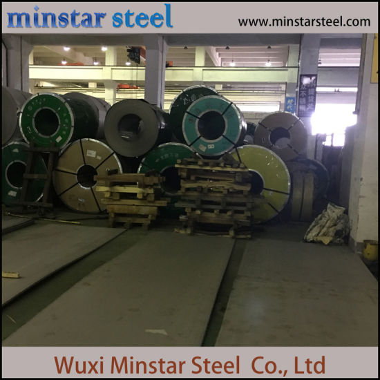 China Mill Hot Rolled Grade 201 Stainless Steel Sheet 11mm Tebal