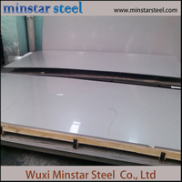 Cold Rolled 2B Finish Plat Stainless Steel 304L AISI 304 Inox Plate 18 Gauge 20 Gague 22 Gauge