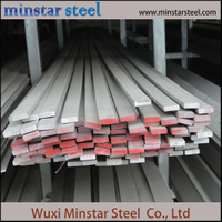 SUS 304316 Hot Rolled White Surface Stainless Steel Flat Bar