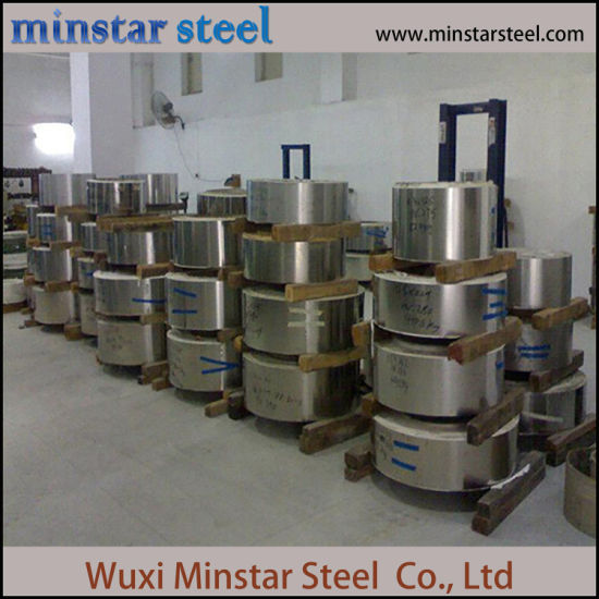 ASTM 304 Stainless Steel Strip dengan Presisi Tinggi