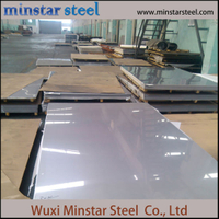 Cold Rolled AISI 304 Stainless Steel Sheet 304L Inox Sheet 21 Gauge 22 Gauge 23 Gauge