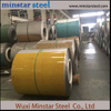 Cold Rolled 410410S 420 420J1 420J2 Coil Stainless Steel Buatan China